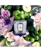 Ароматическая свеча «Apple Blue Clover» 255 гр