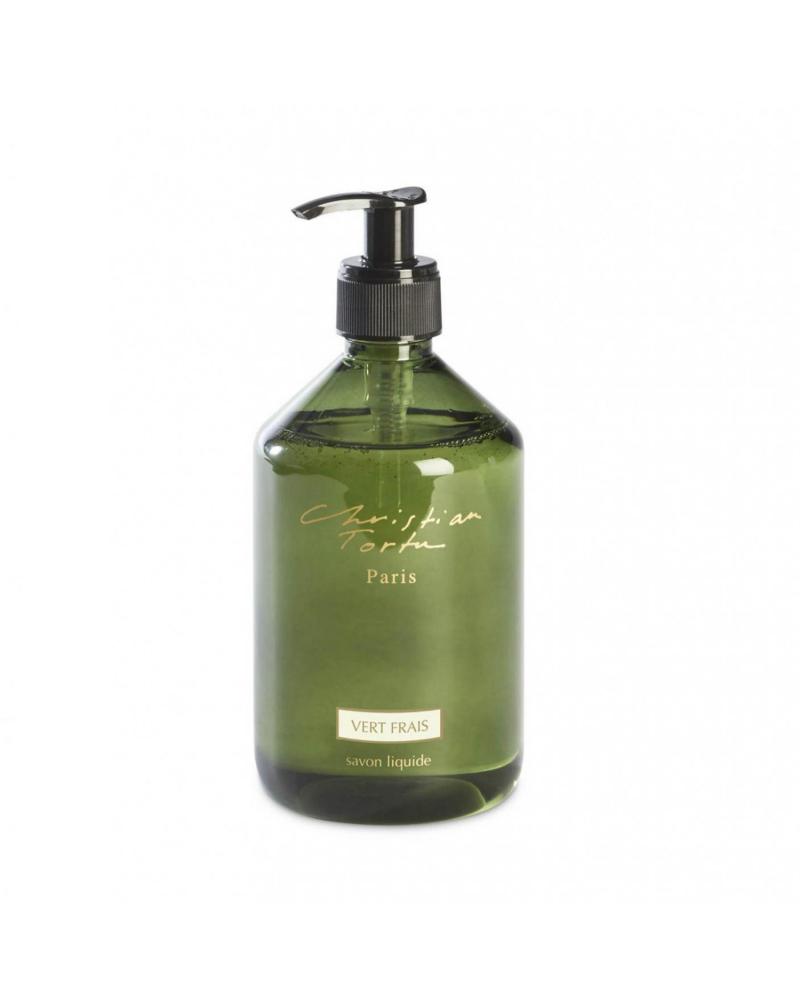 Жидкое мыло для рук и тела «Vert Frais» 500 мл