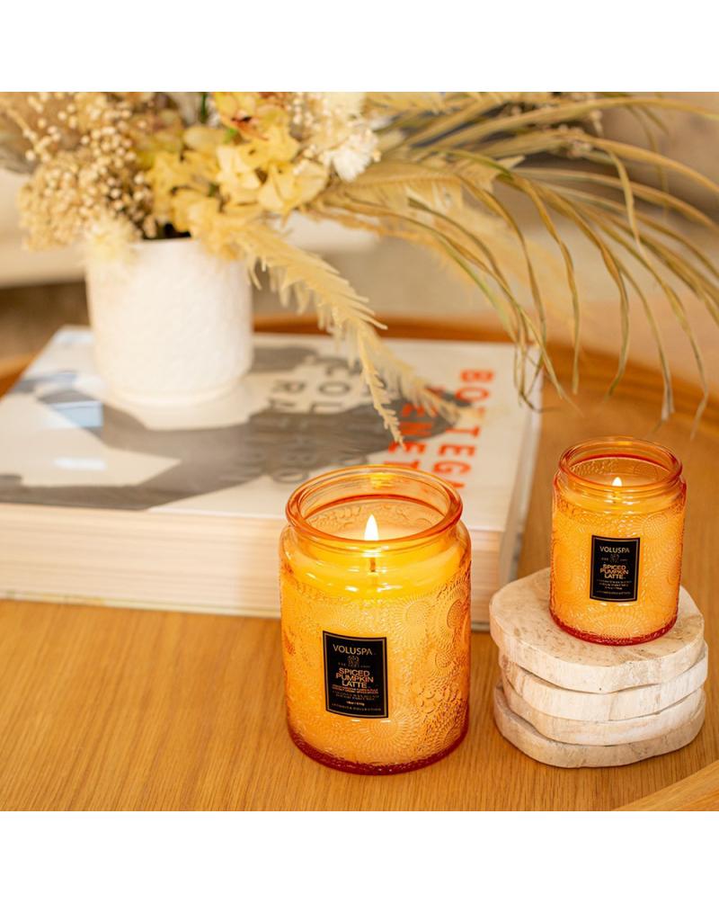Ароматическая свеча «SPICED PUMPKIN LATTE» 467 гр