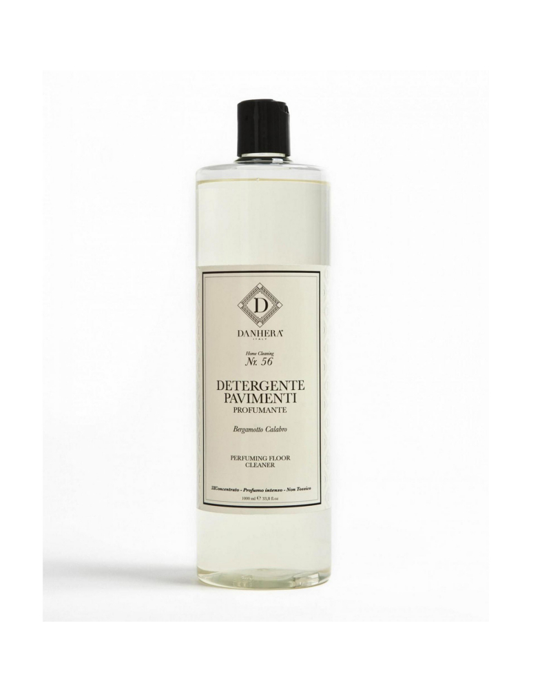 № 56 Парфюмированное средство для мытья полов (аромат Бергамот) 1000 мл