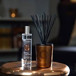 «Черное дерево и кожа» - новая коллекция ароматов от Esteban