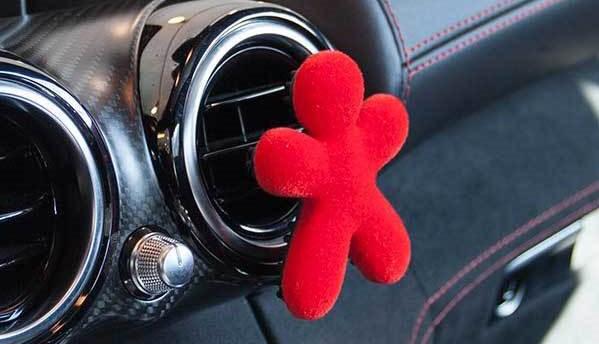 Новые ароматы для авто от Mr&Ms Fragnance
